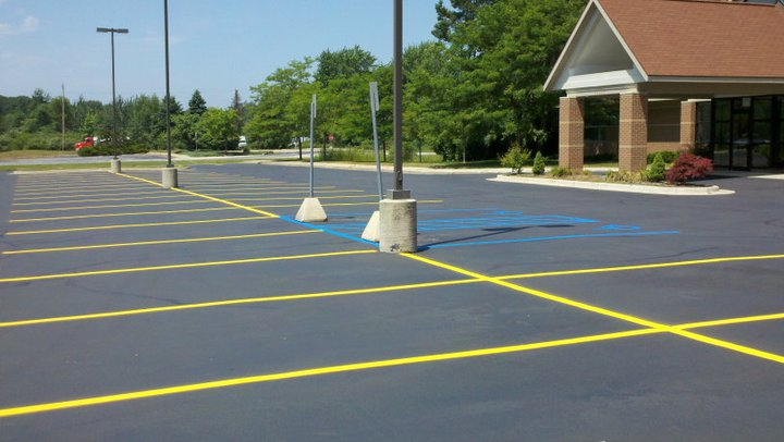 asphalt environmentally friendly supreme sealing inc