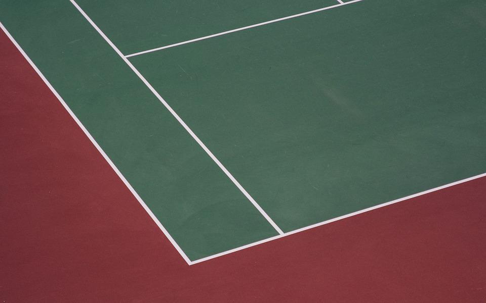 blacktop sealing, blacktop repair, asphalt maintenance, supreme sealing, tennis court color coating
