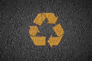 recycling asphalt, asphalt repair, asphalt maintenance, asphalt sealing, Supreme Sealing